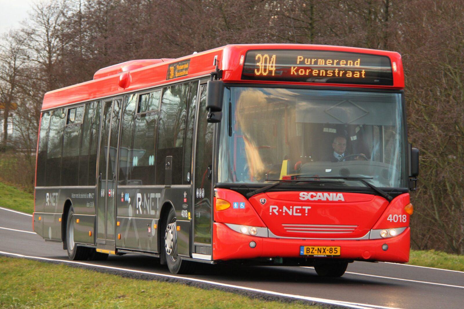 Petitie tegen R-net bussen | RTV Katwijk