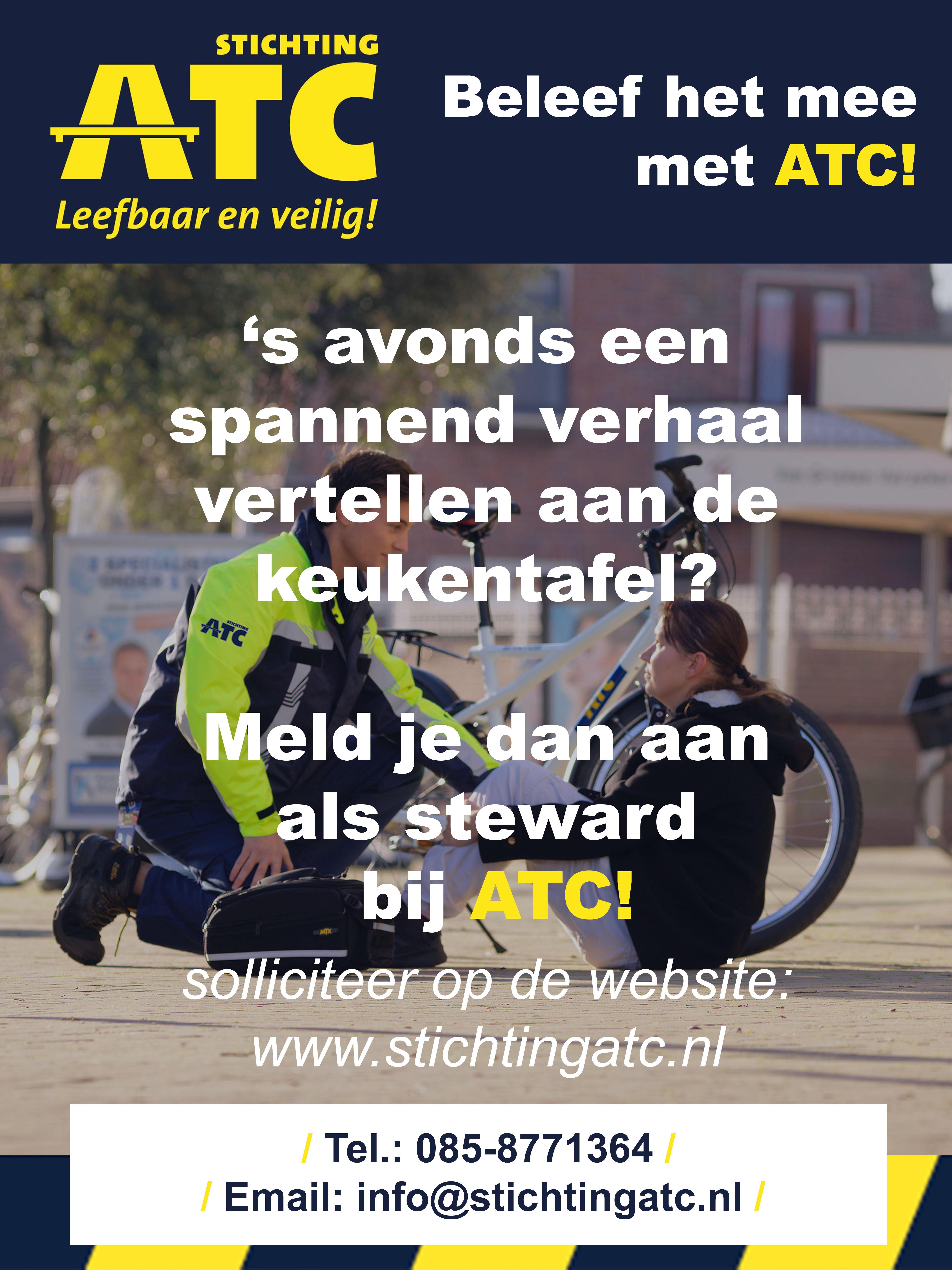 ATC ad 1 (steward)